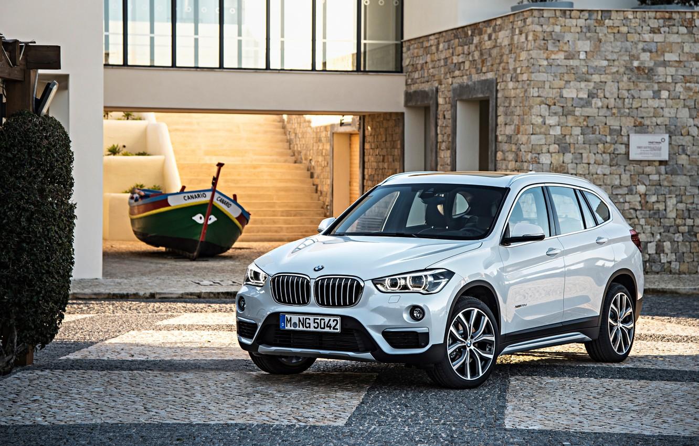 Photo wallpaper BMW, xDrive, 2015, xLine, 20d