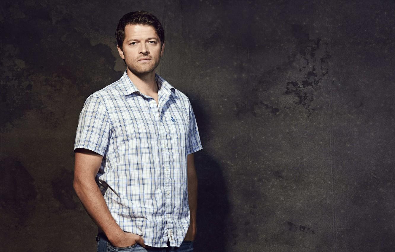 Photo wallpaper supernatural, supernatural, Cass, Misha Collins, misha collins