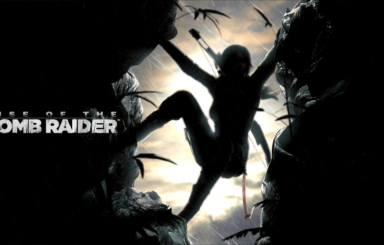 Wallpaper Rock Dark Lara Croft Rise Of The Tomb Raider Images