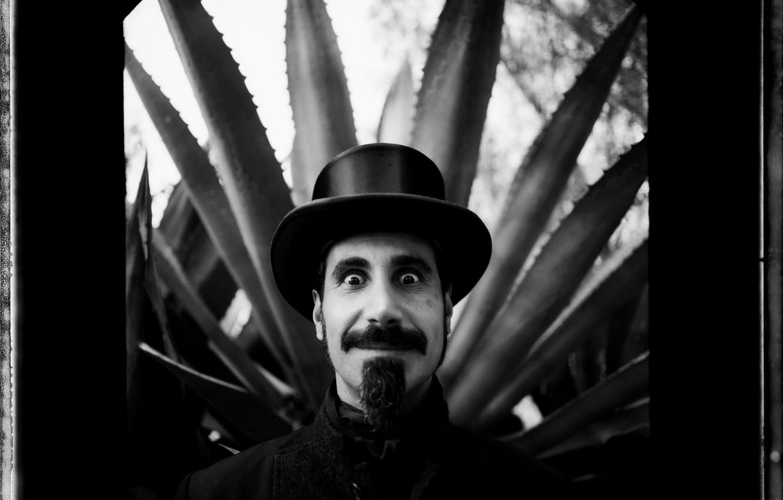 Photo wallpaper musician, Serj Tankian, System Of a Down