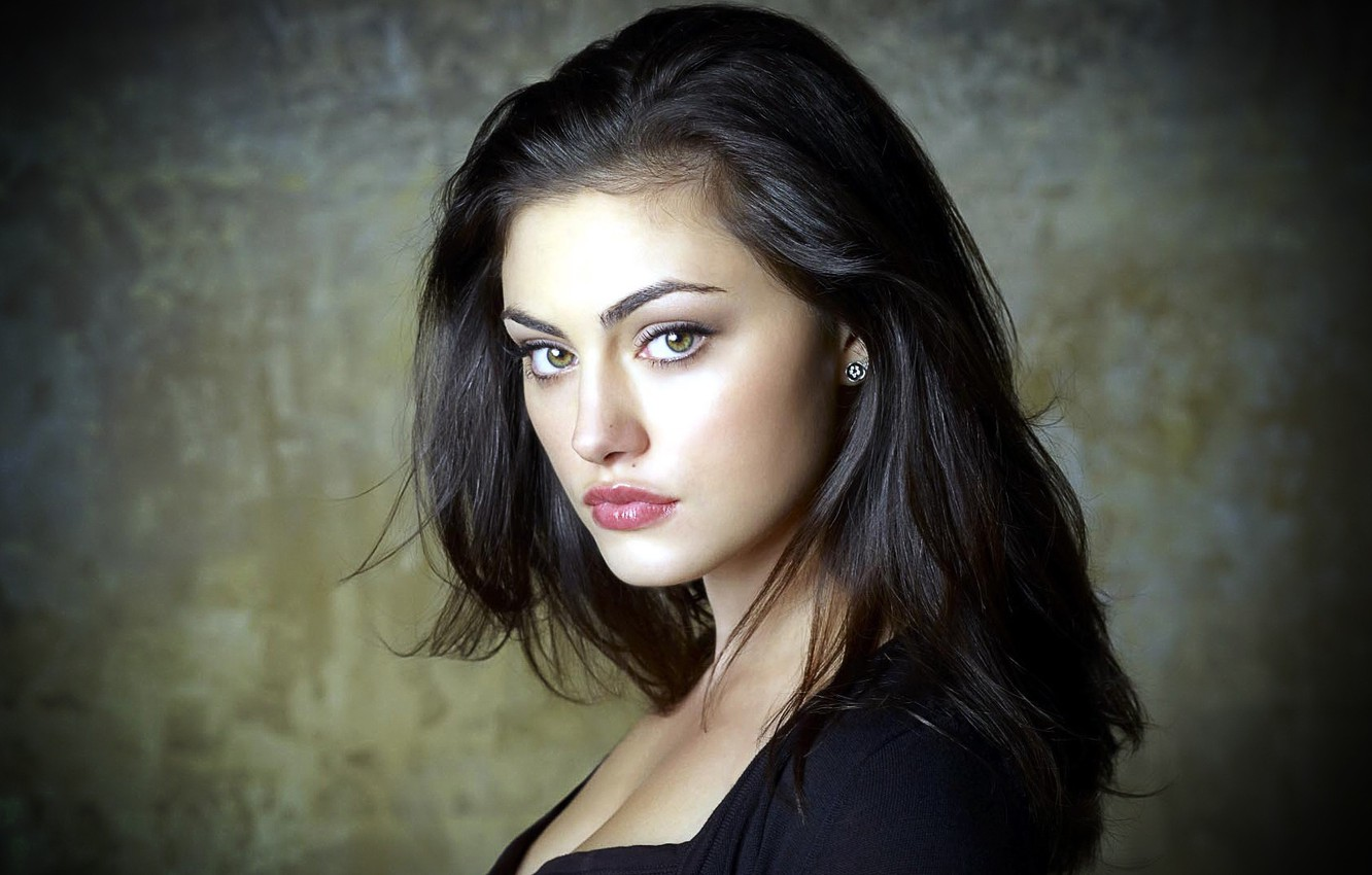Photo wallpaper girl, movies, actress, brunette, the series, witch, the secret circle, Phoebe Tonkin, Phoebe Tonkin, The …