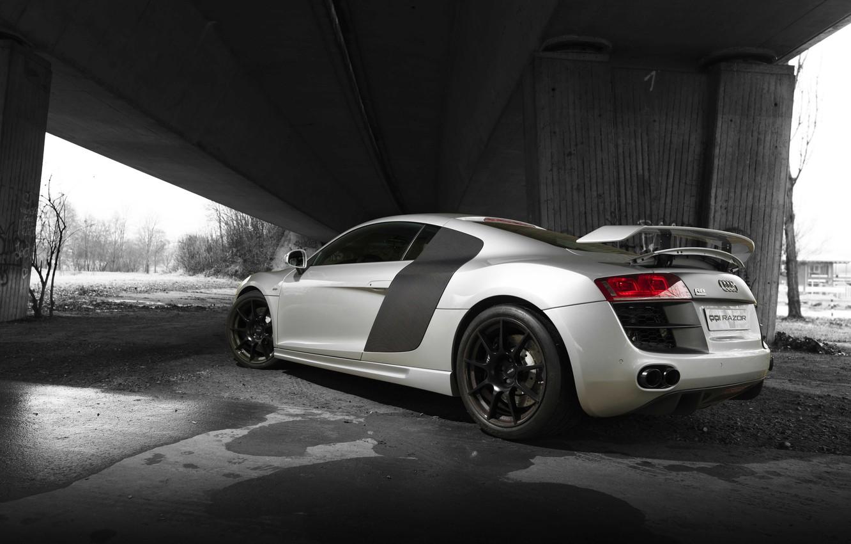 Photo wallpaper Audi, Audi, supercar, PPI Razor