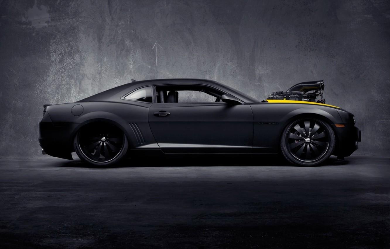 Photo wallpaper tuning, muscle car, Chevrolet Camaro, chevrolet camaro