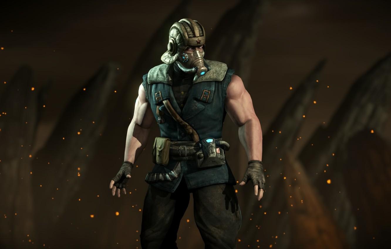 Photo wallpaper Mortal Kombat, Sub-Zero