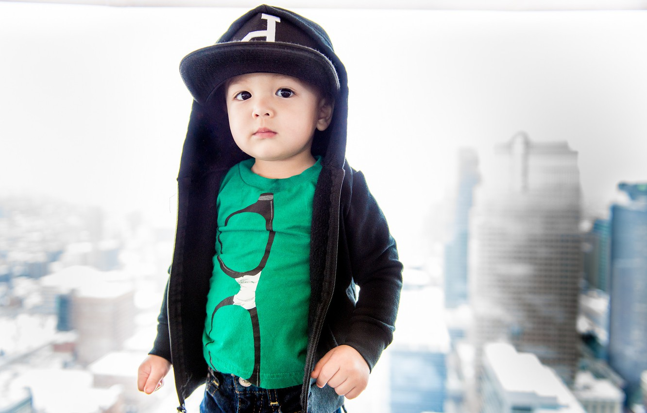 Photo wallpaper boy, outfit, cool, cool