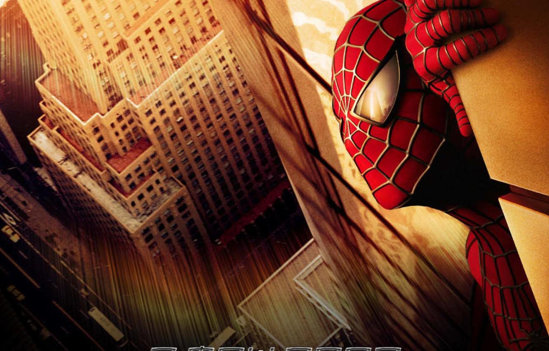 Wallpaper City New York 2002 Film Peter Parker Spider Man