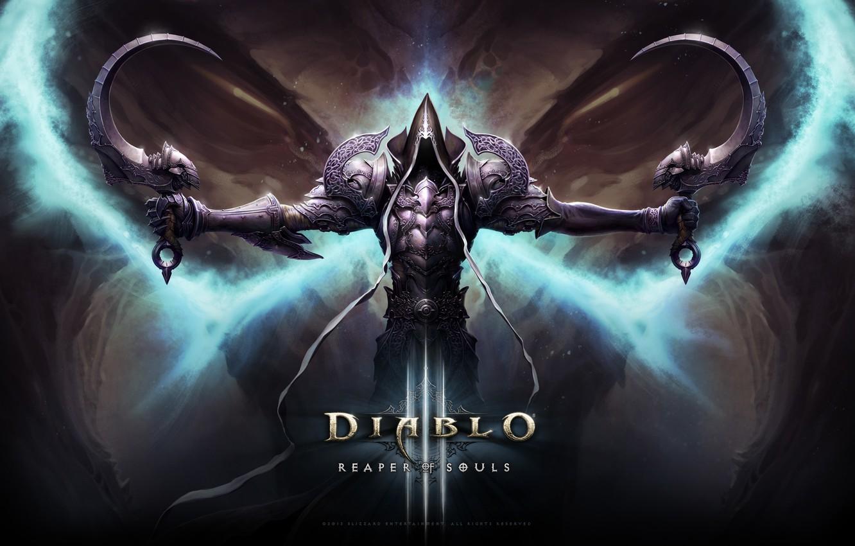 Wallpaper Death Blizzard Diablo Iii Game Diablo Reaper