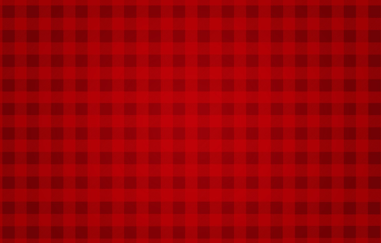 Photo wallpaper minimalism, texture, Manchester United, gingham, Red Devil