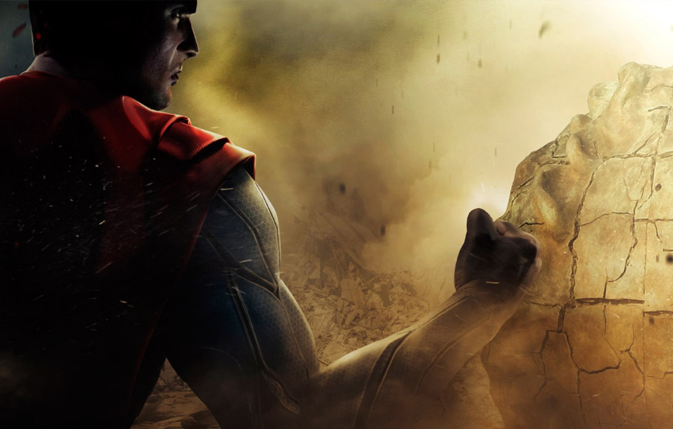 Wallpaper the game, superman, game, ps3, xbox 360, super