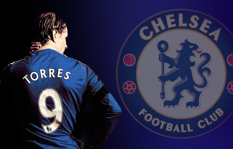 Photo wallpaper Fernando Torres, Fernando Torres, Chelsea