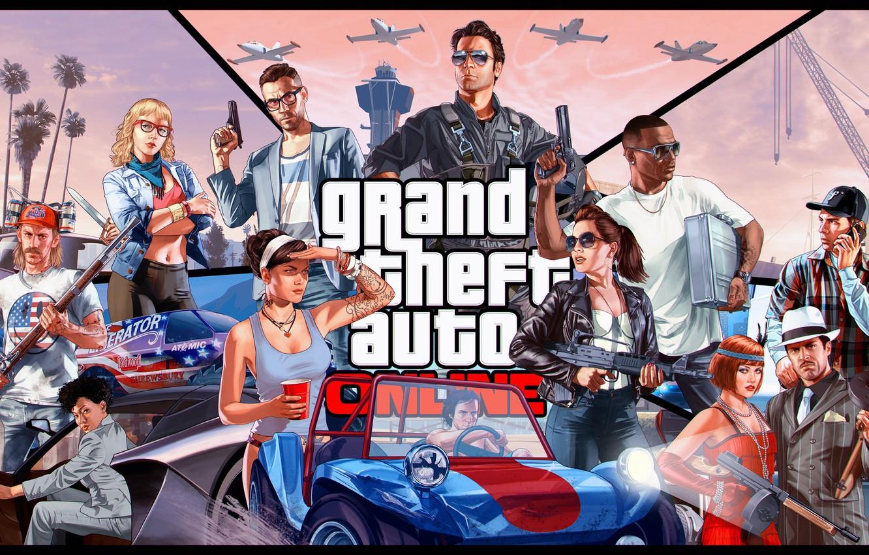 Wallpaper Rockstar Gta Grand Theft Auto Rockstar Games