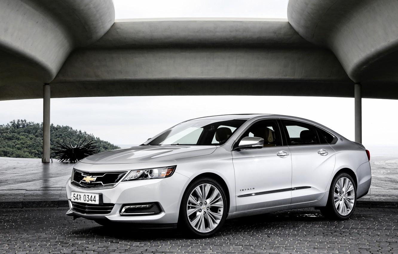 Photo wallpaper Chevrolet, sedan, Chevrolet, Impala, Sedan, Impala