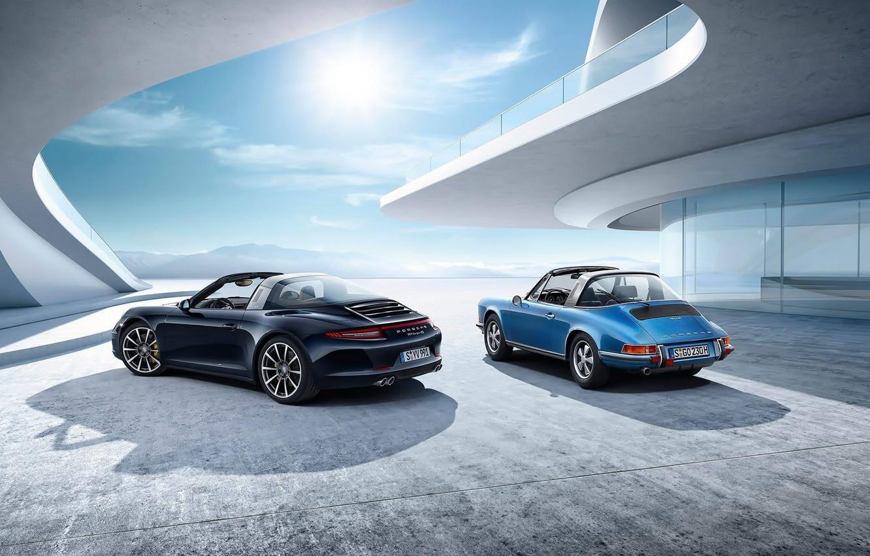 Photo wallpaper car, car, Porsche, classic, porsche 911 targa s