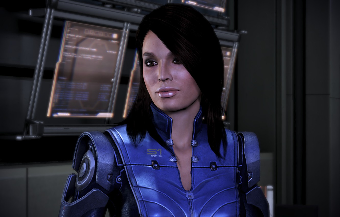 Wallpaper Mass Effect Ashley Williams Images For Desktop Section