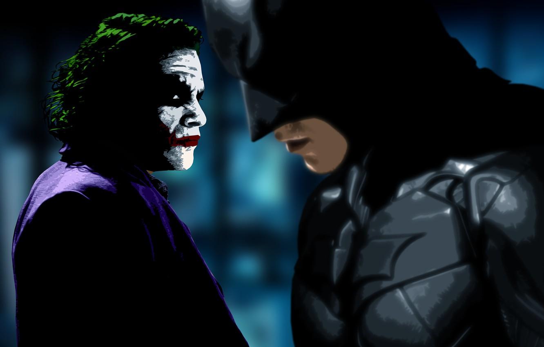 Wallpaper Batman The Dark Knight Character Joker Movie