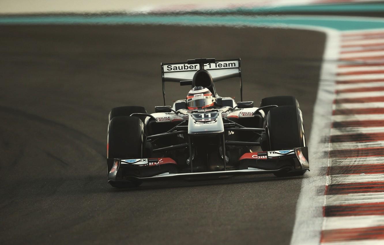 Photo wallpaper Hulk, Formula 1, Pilot, Clean, Hulkenberg, Nico Hulkenberg