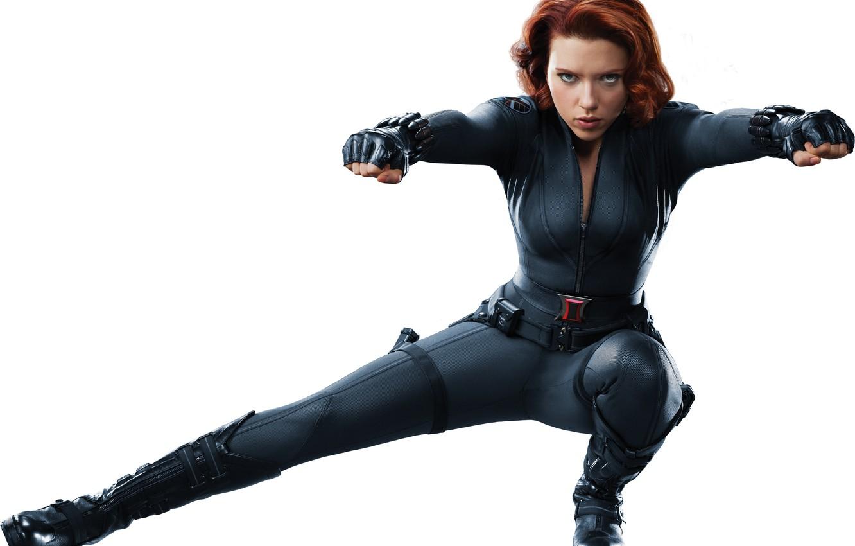 Photo wallpaper Scarlett Johansson, The Avengers, Scarlett johansson