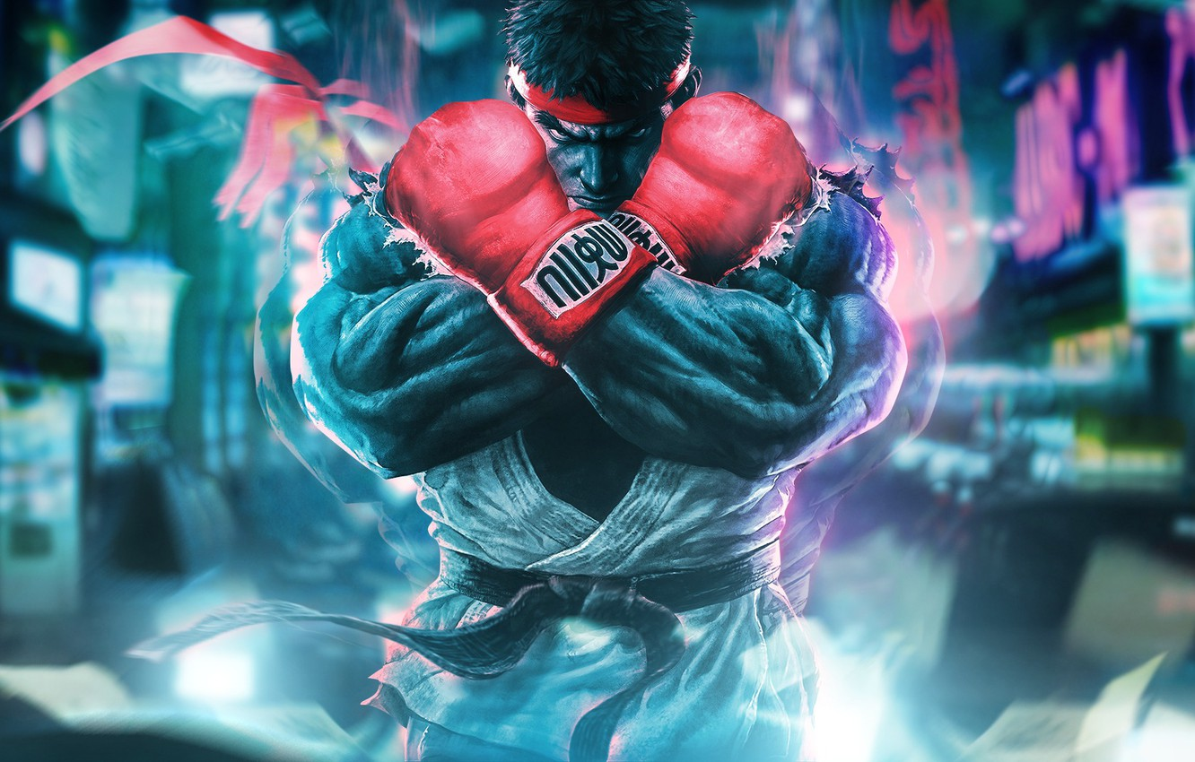 ryu street fighter wallpaper iphone