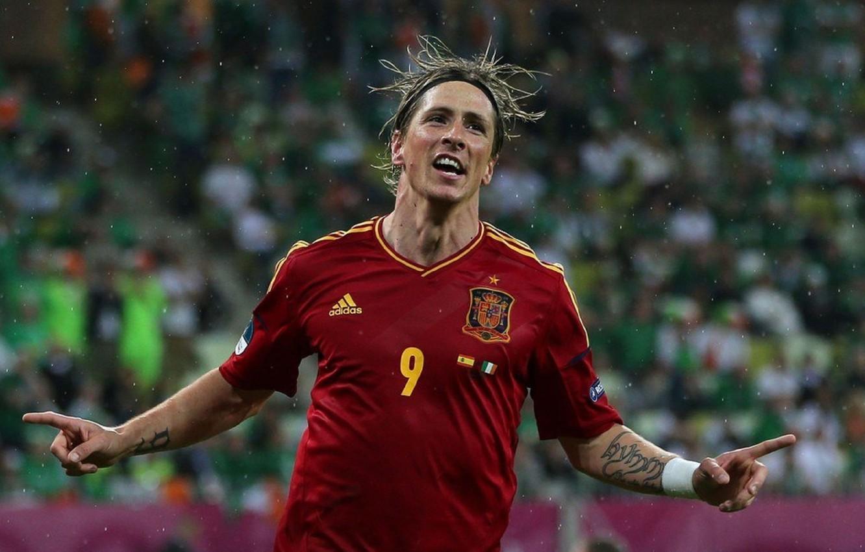 Photo wallpaper football, Spain, Fernando Torres, Spain, Chelsea
