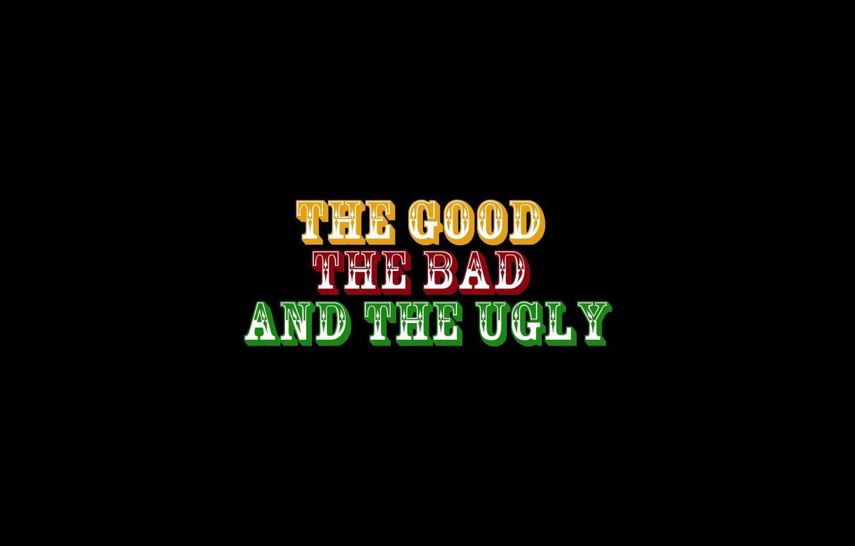 Wallpaper The Film Logo Evil Logo Brand Bad Clint Eastwood
