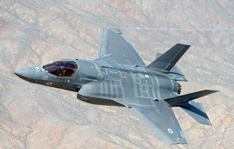 Photo wallpaper weapons, the plane, RAF F-35B Lightning ll