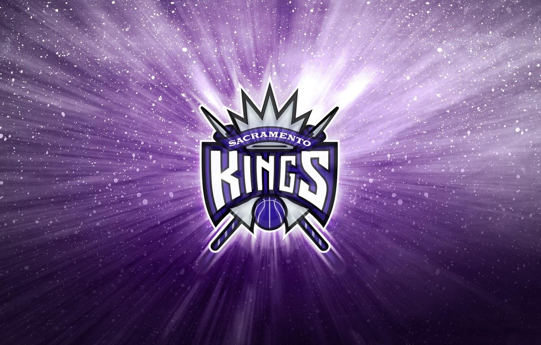 Wallpaper Basketball Background Logo Purple Nba Sacramento