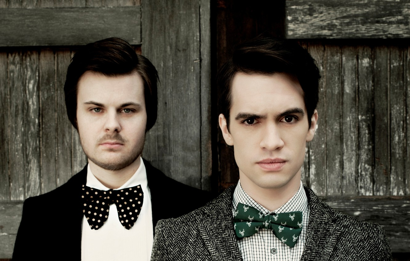 panic at the disco brendon