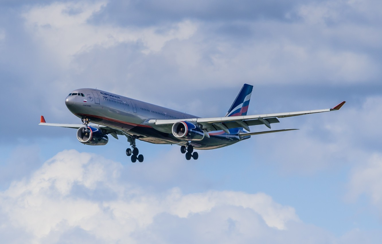 Photo wallpaper Airbus, A330, Aeroflot, 343X, Russian Airlines, VP-BDE