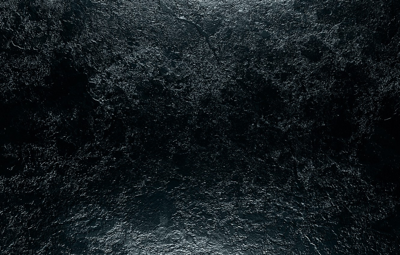 Photo wallpaper metal, black, texture