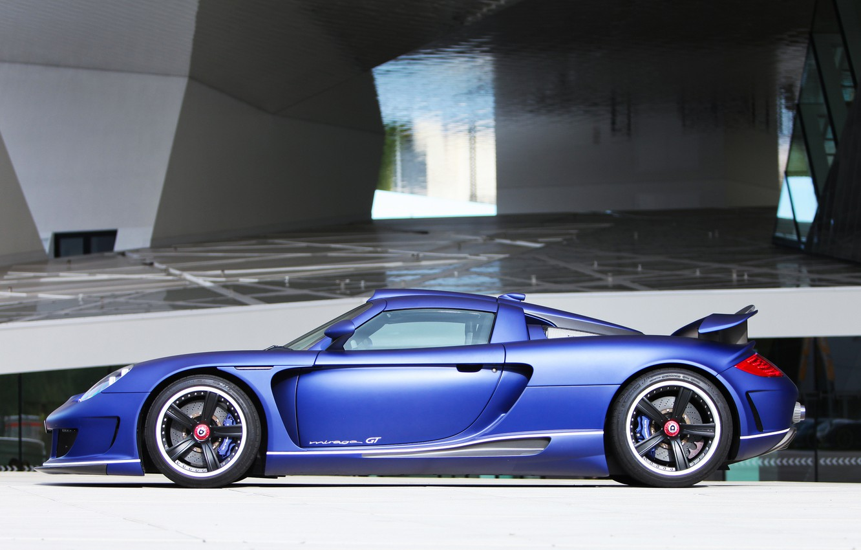 Photo wallpaper the building, Porsche, Porsche, purple, building, carrera, Carrera, mirage