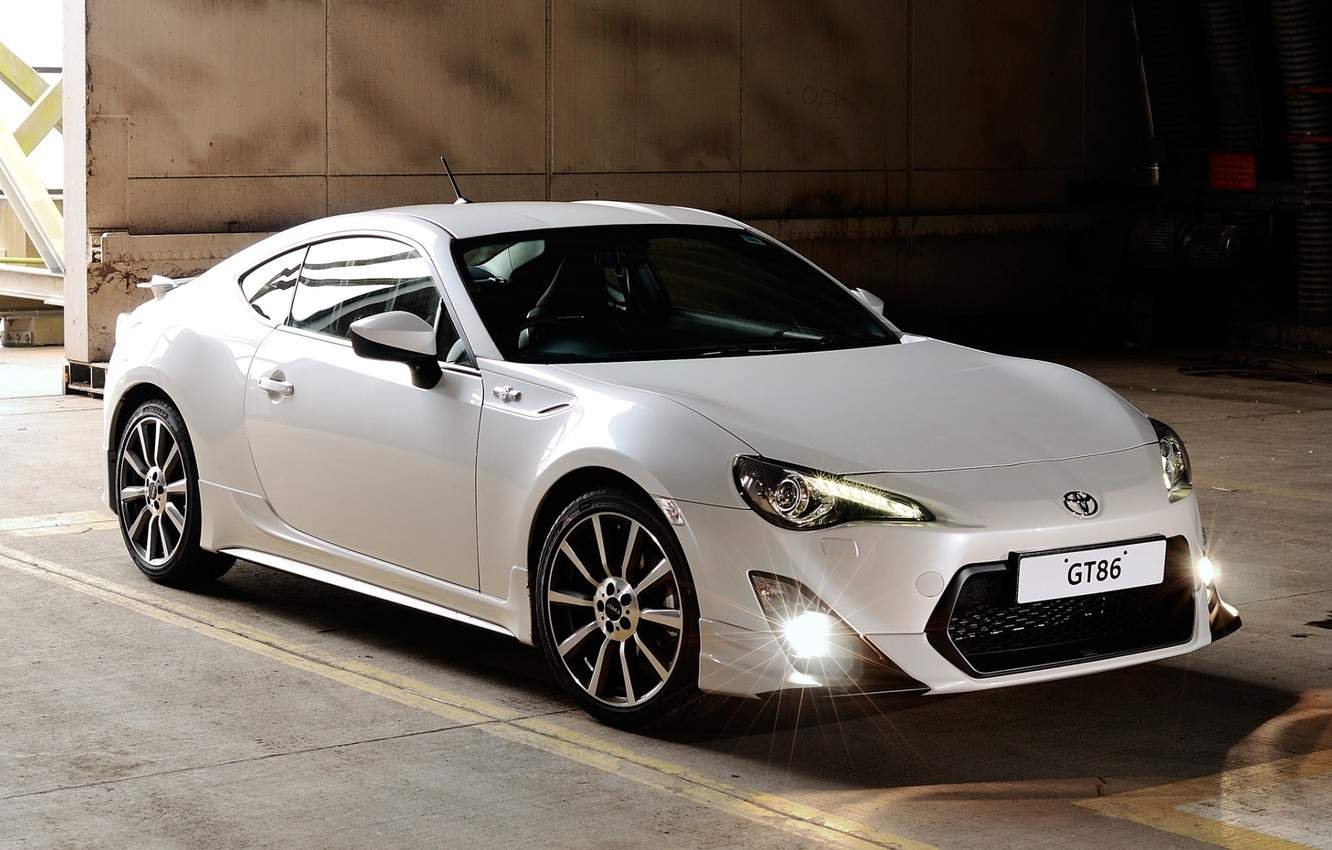 Photo wallpaper coupe, Toyota, the front, Toyota, TRD