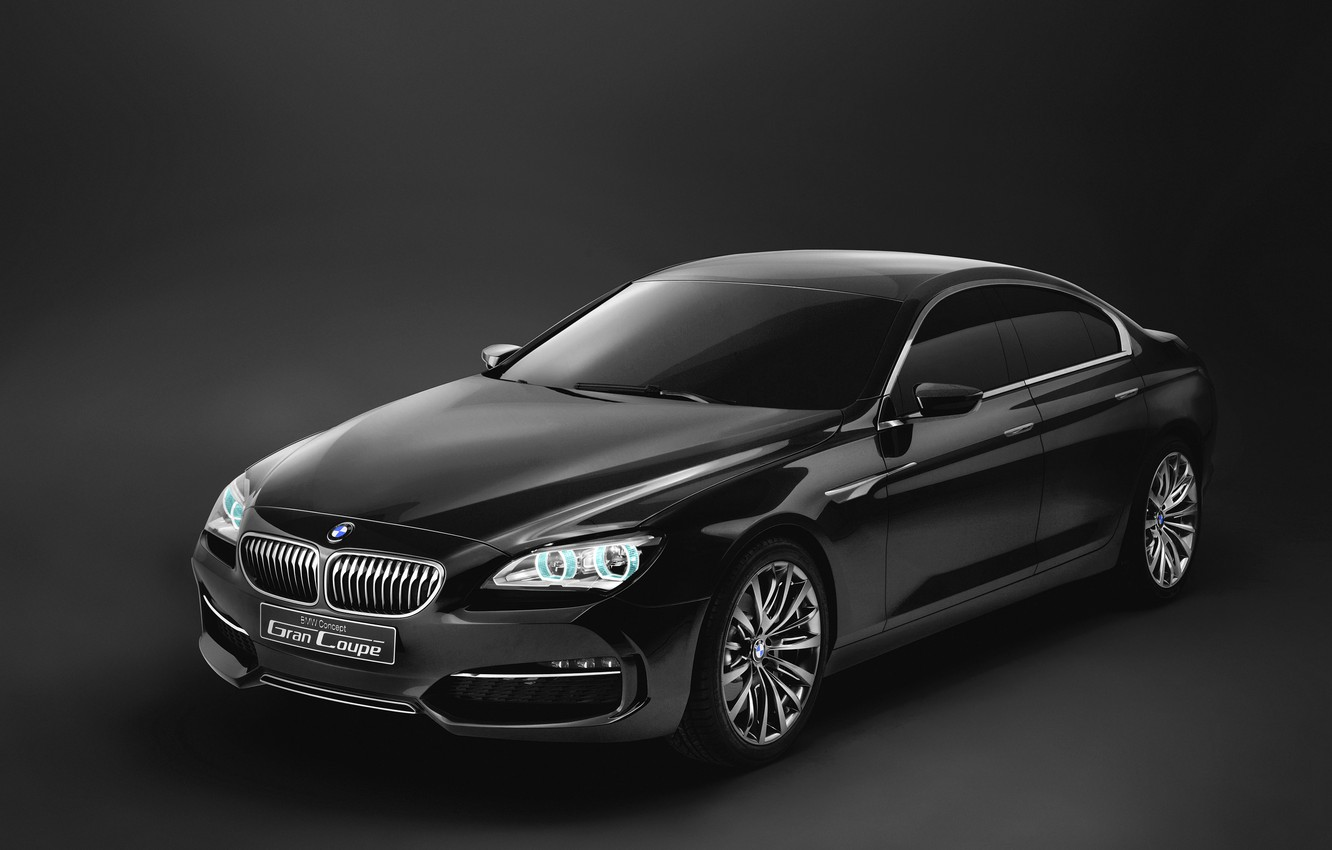 Photo wallpaper Concept, BMW, coupe, BMW, Coupe, F06