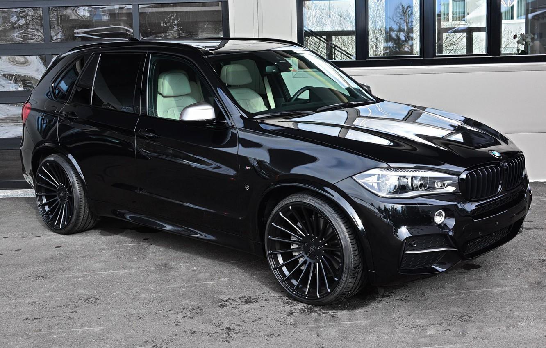 Photo wallpaper BMW, Sport, Tuning, BMW, Hamann, Diesel, F15, M50d