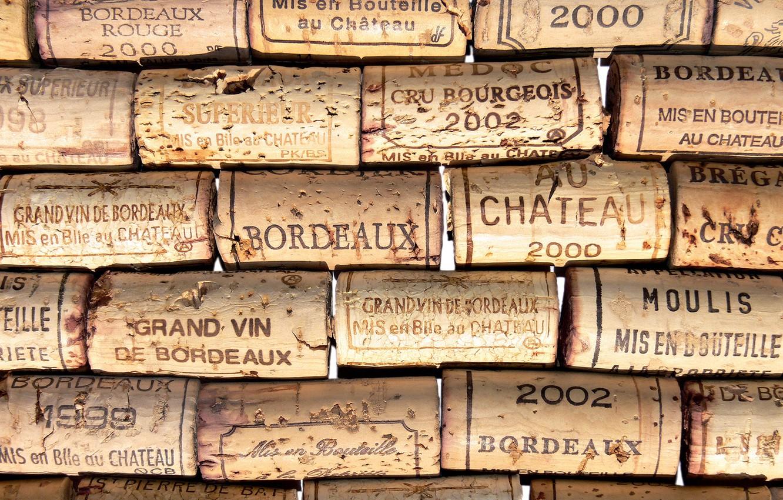 Photo wallpaper wine, tube, grand vin, chateau, medoc, moulis, bordeaux