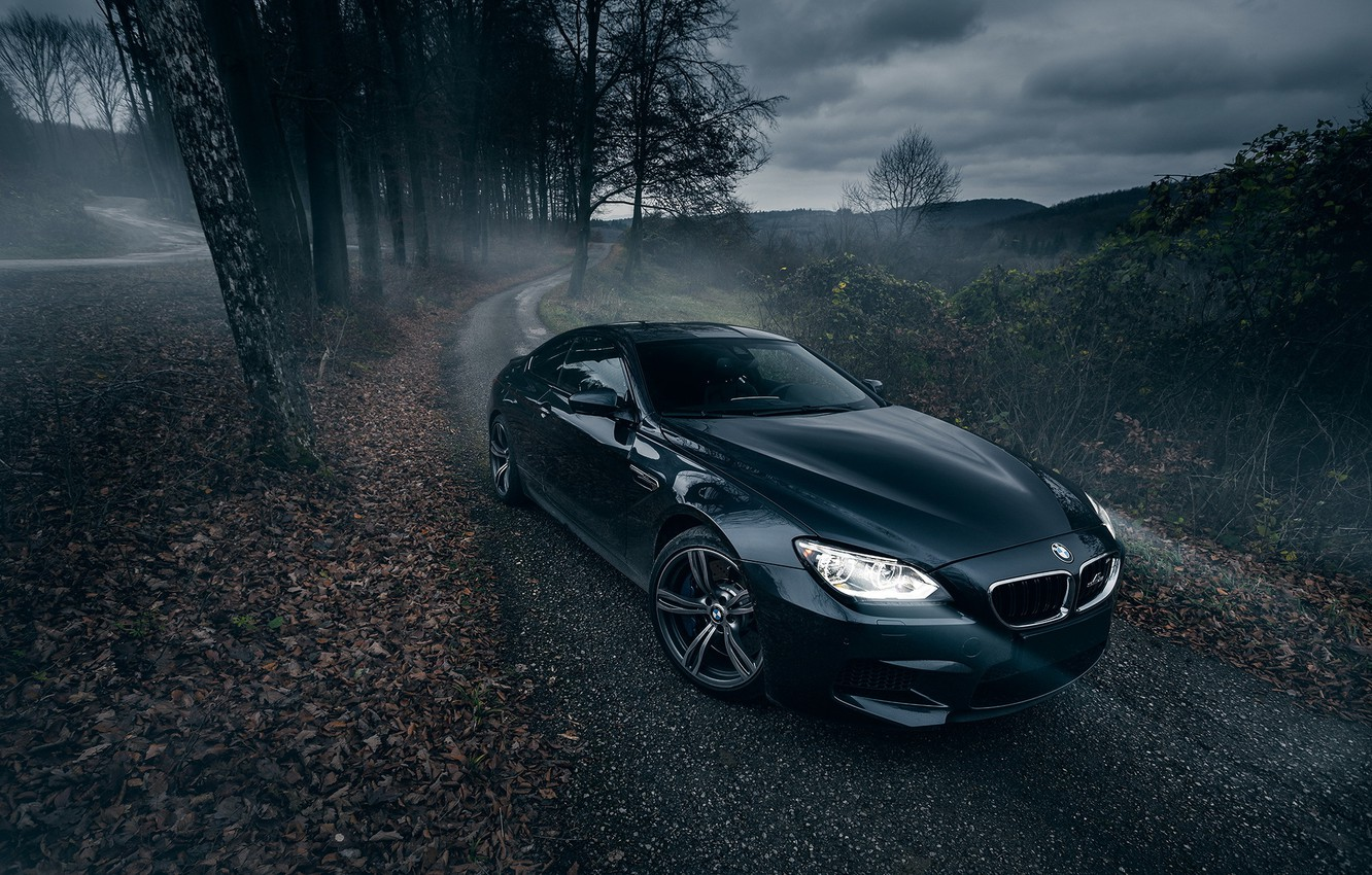 Wallpaper Road Machine Night Bmw M6 Images For Desktop Section Bmw Download