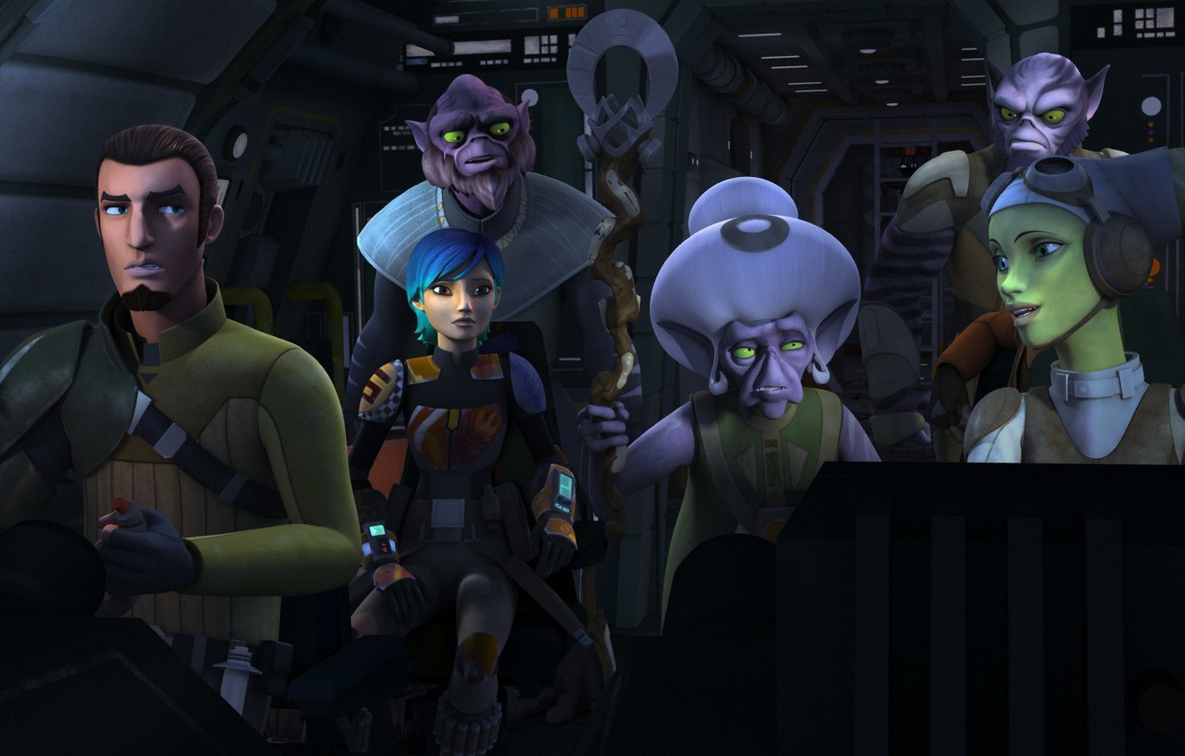 Wallpaper Team Ghost Animated Series Star Wars Rebels Star Wars Rebels Lasati Images For Desktop Section Filmy Download