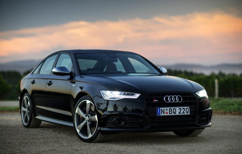 Photo wallpaper Audi, Audi, sedan, Sedan, AU-spec, 2015