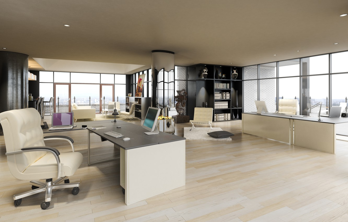 interior office penthouse