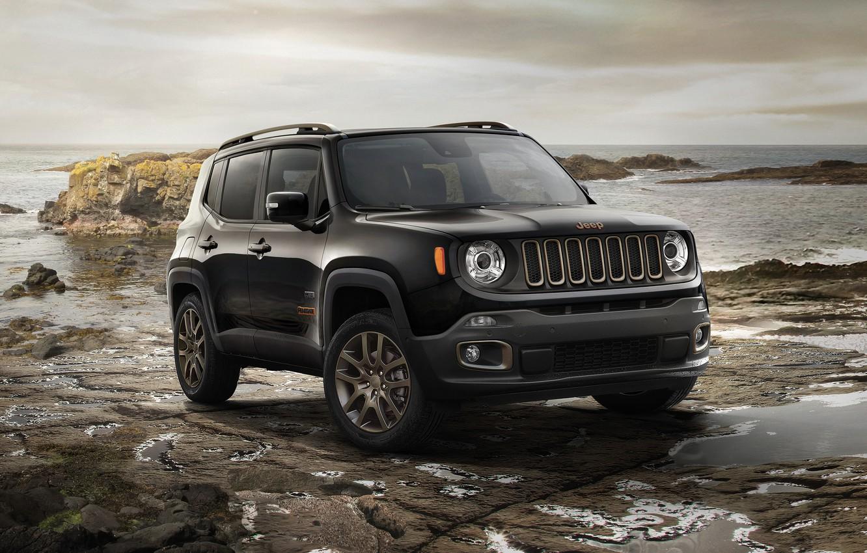 Photo wallpaper jeep, Jeep, Renegade, renegade