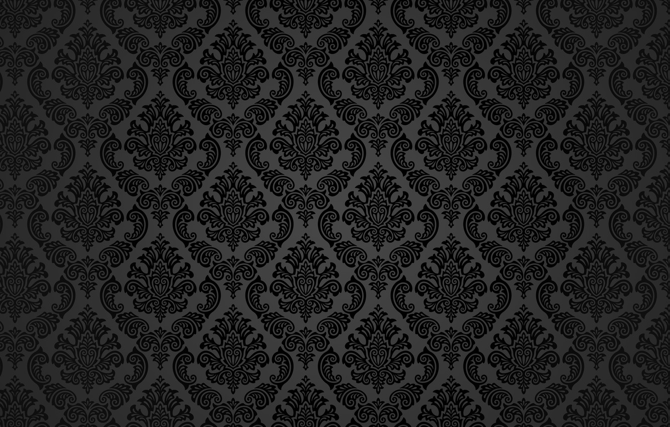 Photo wallpaper style, retro, grey, Wallpaper, black, vector, texture, classic, widescreen Wallpaper, vintage, the Wallpapers, hd Wallpapers, …