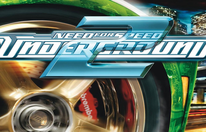 Photo wallpaper Machine, Car, NFS, Game, Need For Speed, Underground 2