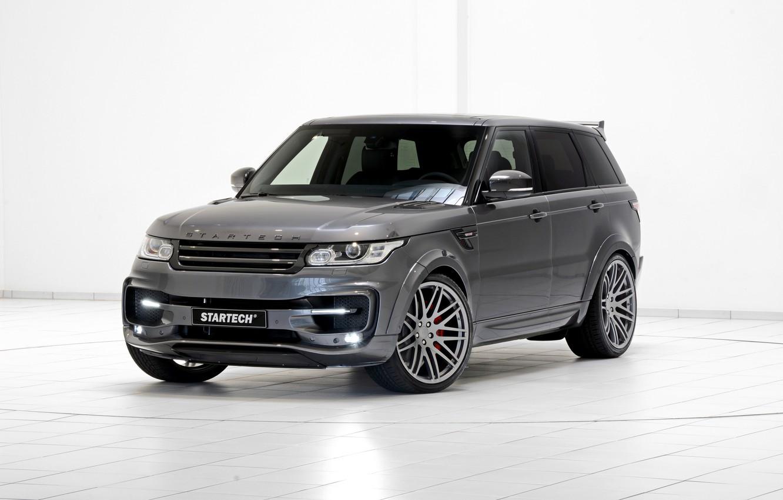 Photo wallpaper sport, Land Rover, Range Rover, Sport, land Rover, range Rover, 2013, Startech