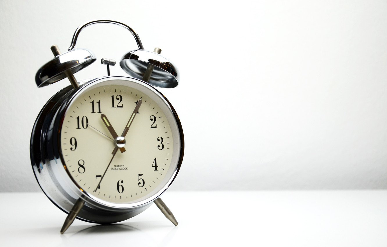 Wallpaper metal, retro, alarm clock images for desktop