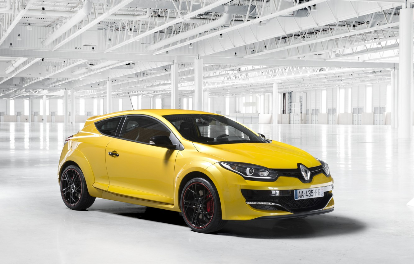Photo wallpaper Renault, Megane, 2013