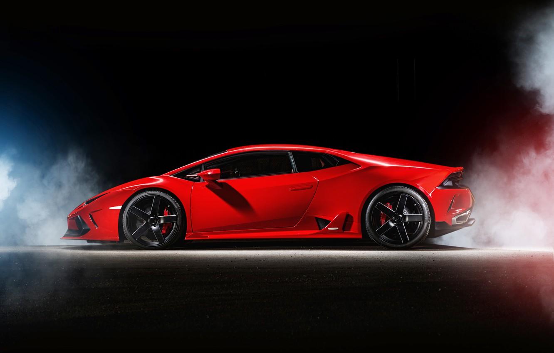 Photo wallpaper Lamborghini, Lamborghini, 2015, Huracan, LB724, hurakan, Ares Design