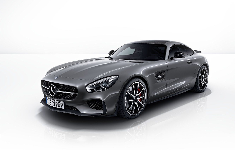Photo wallpaper Mercedes, AMG, 2014, Edition 1