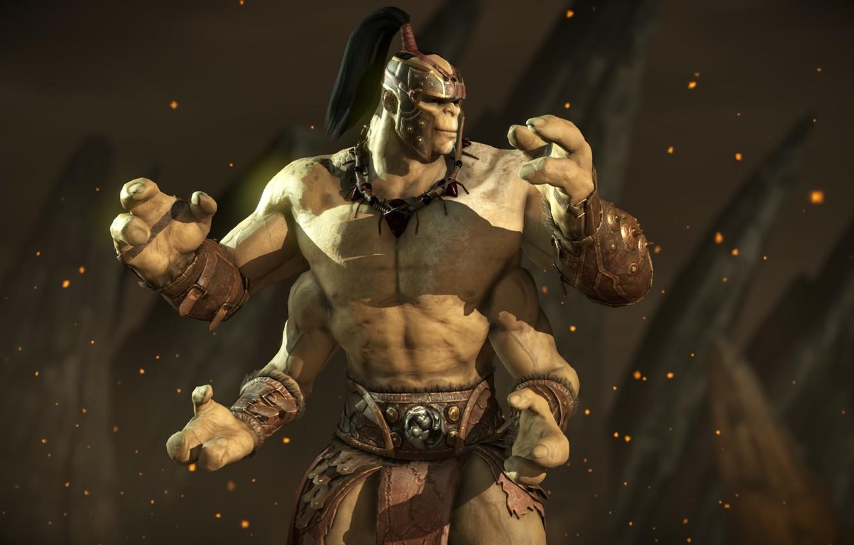 Wallpaper Mortal Kombat, Goro, Goro images for desktop