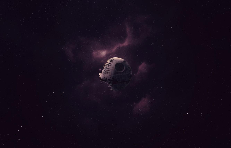 Wallpaper Space Stars Nebula Star Wars Star Wars The Death