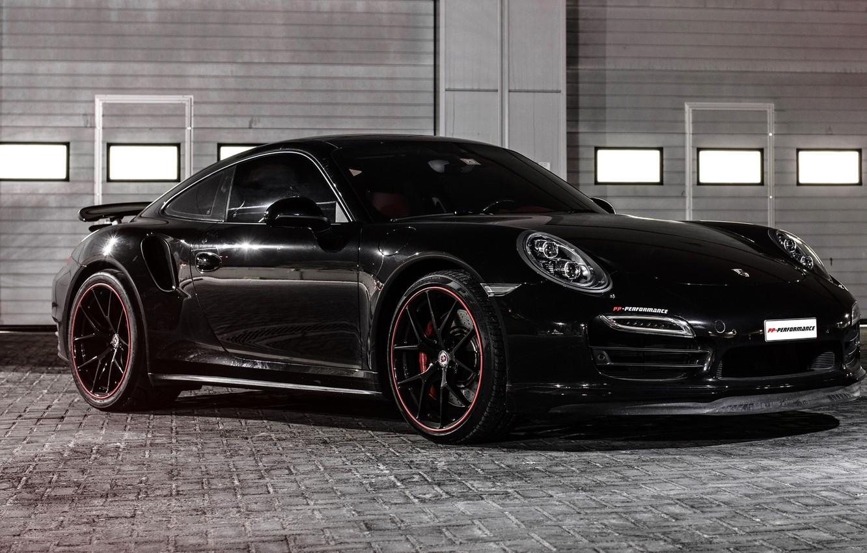 Photo wallpaper 911, Porsche, Porsche, Turbo, 991, 2015, PP-Performance