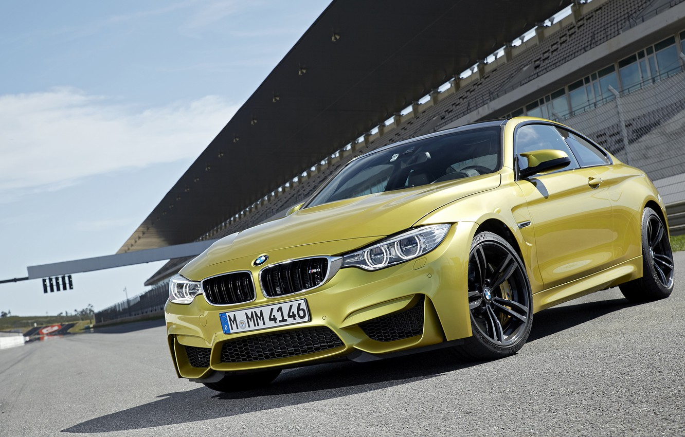 Photo wallpaper BMW, coupe, BMW, Coupe, 2015